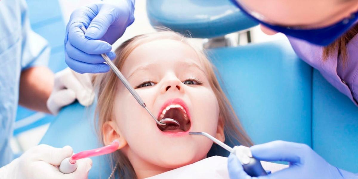 Чем занимается детская стоматология?
