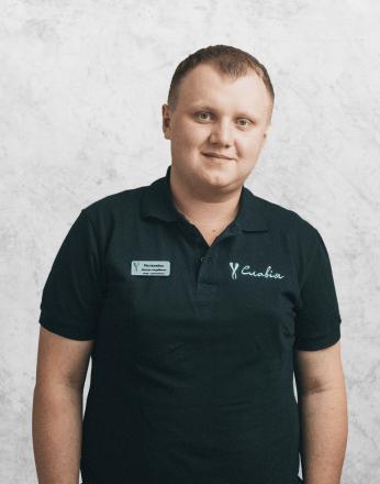 Наливайко Дмитрий Андреевич
